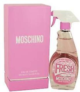 Moschino Pink färska Couture av Moschino Eau De Toilette Spray 3,4 ...