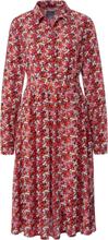 Jerseyklänning långa ärmar från LIEBLINGSSTÜCK röd