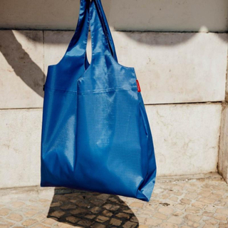 2 st. Mini maxi shopper L french blue