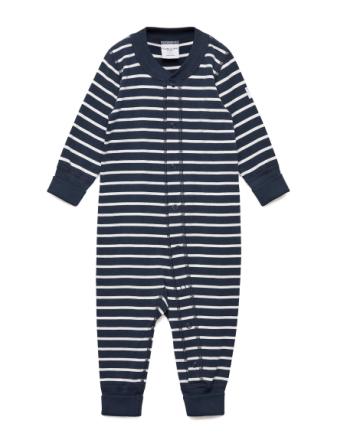 Overall Po.P Stripe Newborn - Boozt