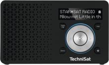Bærbar DAB-radio DigitRadio 1 - Mono - Sølv