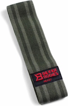 Better Bodies Glute Force Heavy, wash green, Better Bodies Band & Snoddar heavy