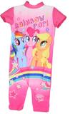 Min lilla ponny-Rainbow Pop 50 + UV skydd baddräkt