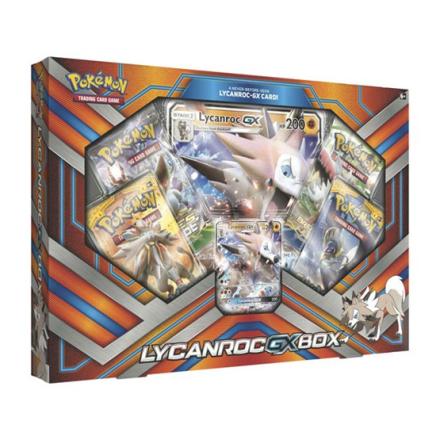 Pokémon - Lycanroc GX Box