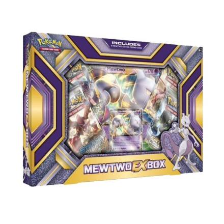 Pokémon - Mewtwo EX Box