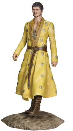 Game of Thrones - Oberyn Martell Figure