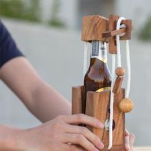 Flaskelås ølflaske IQ-nøtt