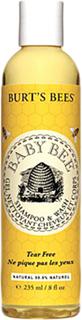 Burt's Bees Baby Bee Shampoo & Wash, 235 ml Burt's Bees Dusj & Bad