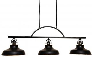 Cottex New haven taklampa med tre kupor