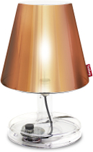 Metallicap Lampskärm Copper Till trans-parents