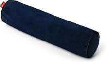 Rolster Velvet Prydnadskudde Dark blue 77 x 20 cm