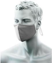 Munskydd tvättbart med näsklämma - Ljung Grå
