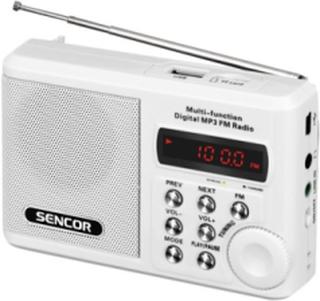 SRD 215 W - portable radio