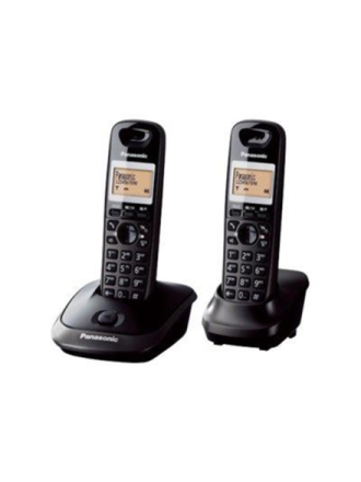 KX-TG2512PDT - cordless phone with caller ID + additional handset