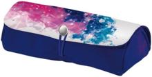 pencil pouch roll Color Splash Pink - pencil case