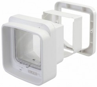 Sureflap DualScan Mikrochip kattelem