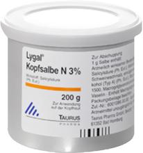 Lygal® Kopfsalbe N 3% 200 g Salbe