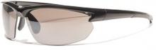 Bliz Active Motion + Metallic svart - Sportglasögon