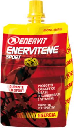 Enervit Liquid Gel - Lemon