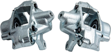 2pcs Rear L and R Brake Calipers compatible for Mercedes-Benz C-Class W202 E-Class W124 C124