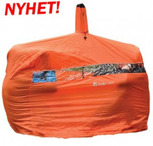 Trekmates Group Shelter Orange Medium 4 personer - Vindsäck