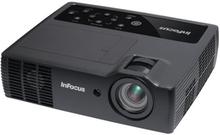 InFocus IN1118HD - DLP-projektor - portabel - 3D - 2400 lumen - Full HD (1920 x 1080) - 16:9 - 1080p