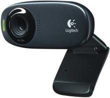 Logitech HD Webcam C310 - Webbkamera - färg - 1280 x 720 - ljud - USB 2.0