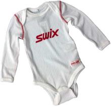 RaceX Bodywear, Valkoinen/Punainen Vauvan potkupuku