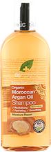 Osta Moroccan Argan Oil, 265ml Dr Organic Shampoo edullisesti