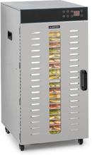 Master Jerky 300 torkautomat 2000W 40-90 °C 24h-timer rostfritt stål silver