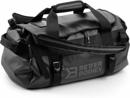 Better Bodies Gym Duffle Bag, black, Better Bodies Ryggsäckar unisex