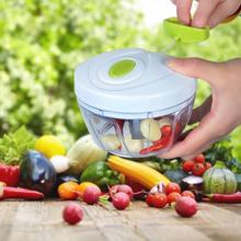 Praktischer Gemüse- und Obstzerkleinerer