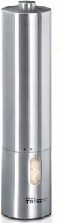 Tristar Pepper-/saltkvern PM-4004 sølv