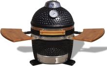 vidaXL 41140 Karnado keramisk grill 44 cm