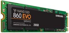 860 EVO M.2 2280 SSD - 250GB