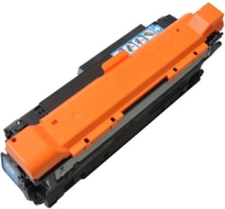 TON Innovation IT Toner HP #653A cyan (CF321A) - Lasertoner Cyan