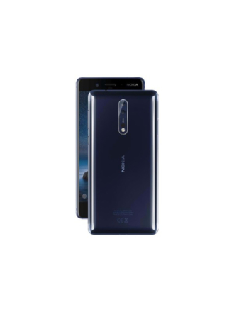 8 128GB - Polished Blue