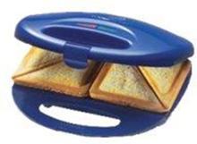 Smørbrødgriller ST 3477 - sandwich maker - blue