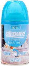 Airpure Air-O-Matic Refill Fresh Linen 250 ml