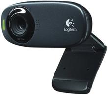 Logitech HD Webcam C310 - Nettkamera - farge - 1280 x 720 - lyd - USB 2.0
