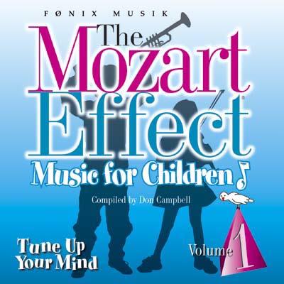 Mozart for Children vol. 1 - Mozart effekten - Fønix Musik