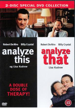 Analyze This & That - Robert De Niro - Billy Crystal