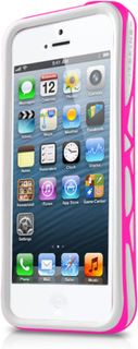 Itskins venum bumper skal till apple iphone 5 / 5s / se (ros