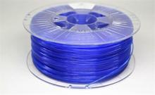 Spectrum Group Spectrum Filaments Filament SPECTRUM PETG TRANSPARENT BLUE 1.75 mm 1 kg