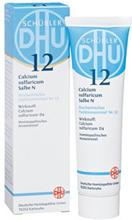 DHU Biochemie 12 Calcium sulfuricum N D4 50 g Salbe