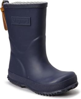 Rubber Boot Basic Gummistøvler Blå BISGAARD