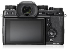 Fujifilm X-T2 + 18-55MM F2.8 - 4.0, 24 MP, 6000 x 4000 piksler, CMOS III, 4K Ultra HD, 457 g, Svart