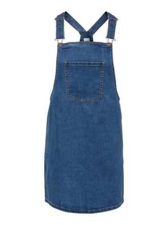 ONLY Dungaree Dress Women Blue