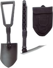 Fiskars Foldable Shovel redskaper Sort OneSize