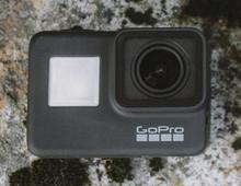 GoPro HERO7 Black 4K Aktion Kamera - Schwarz